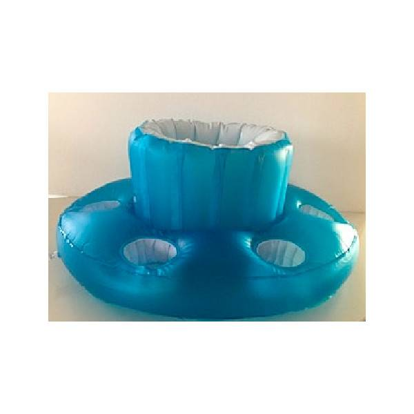 Bar gonflable flottant water 39 health water clip spa ou piscine for Bar gonflable pour piscine
