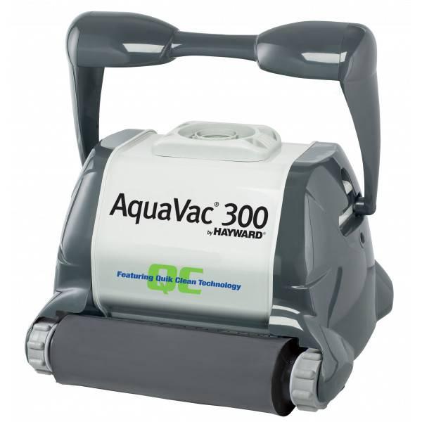 Hayward AquaVac 300 QC Quick Clean mousse avec chariot