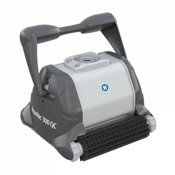 Hayward AquaVac 300 QC Quick Clean Lamelles Picots avec Chariot