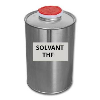 Solvant THF - 1 litre
