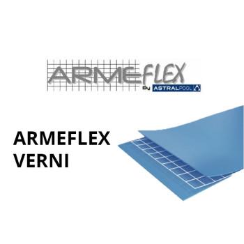 PVC armé ARMEFLEX Vernis Uni rouleau de 41,25 m2 - Largeur 1,65m
