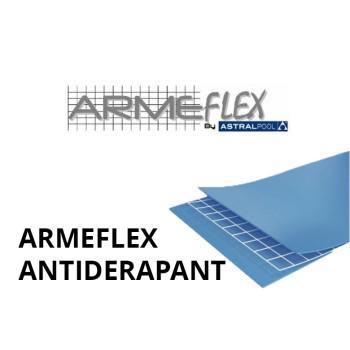 PVC armé ARMEFLEX antidérapant - Rouleau 16,5 m²- largeur 1m65