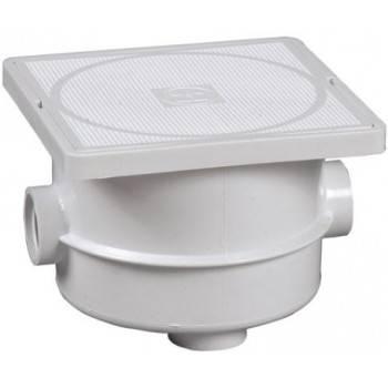Boîte de connexion blanc Hayward pour projecteurs