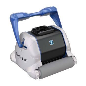 Robot piscine Hayward Tigershark Quick Clean mousse sans chariot - Version 2020