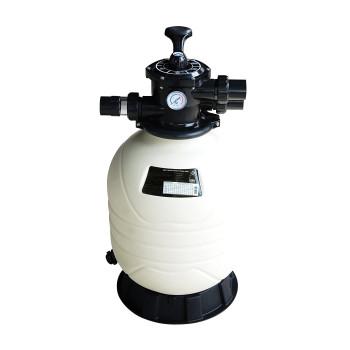 Filtre à sable Mega+ MFV35 vanne top 30.9 m3/h