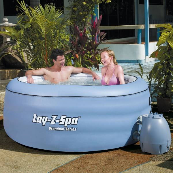 Spa Lay-Z Bestway gonflable chauffant  - 4 places