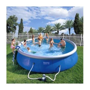 Kit piscine gonflable  Fast Set Pools Ronde diam 549 h 122