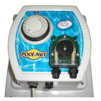 Coffret injection automatique Pool-Net Basic AOA