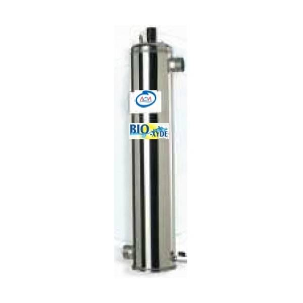 Désinfection par UV et Ozone BIO-XYDE Complexe 3 AOA pour piscine 200 m3