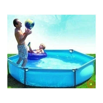 Piscine Jet Pool Junior Hexagonale diam 160 h 40