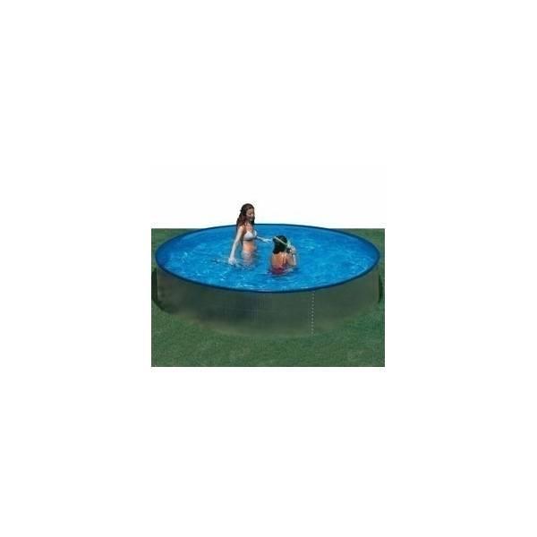 Piscine hors sol ronde formentera diam 300 h 62 pas cher for Accessoire piscine 62