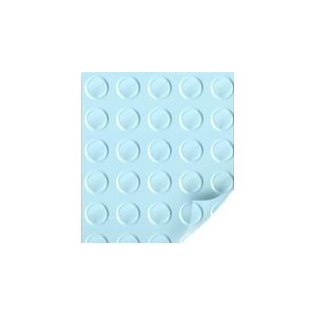 PVC armé ARMEFLEX antidérapant  Bleu Pâle