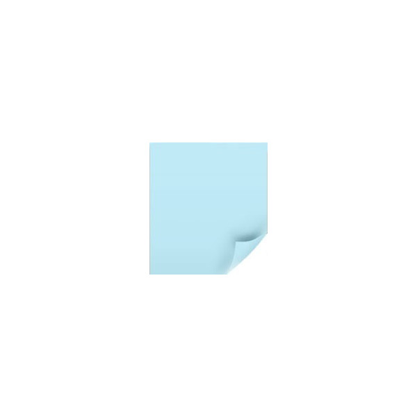 PVC armé ARMEFLEX Standard Uni Bleu Pâle rouleau de 41,25 m2 - Largeur 1,65m