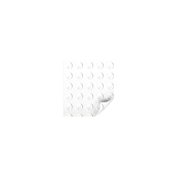PVC armé ARMEFLEX antidérapant Blanc
