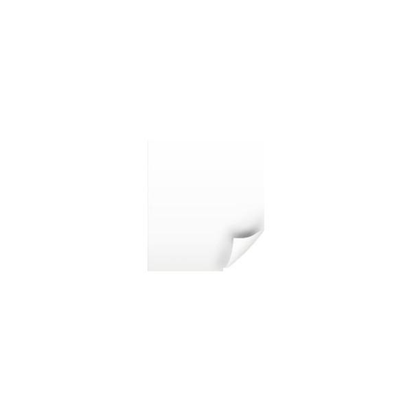 PVC armé ARMEFLEX Vernis Uni Blanc rouleau de 41,25 m2 - Largeur 1,65m