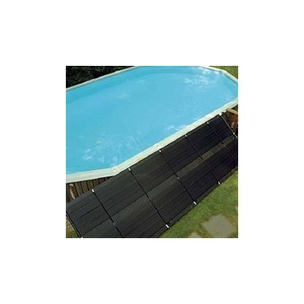 Chauffage solaire capteur smartpool id piscine for Chauffage solaire piscine