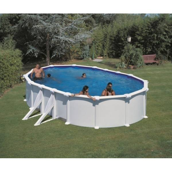 Piscine Hors Sol DREAM POOL Ovale BORA BORA 610 x 375 h 120