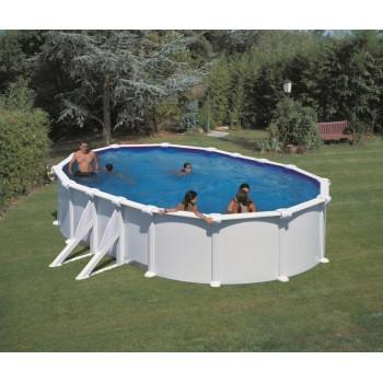Piscine Hors Sol DREAM POOL Ovale BORA BORA 500 x 300 h120