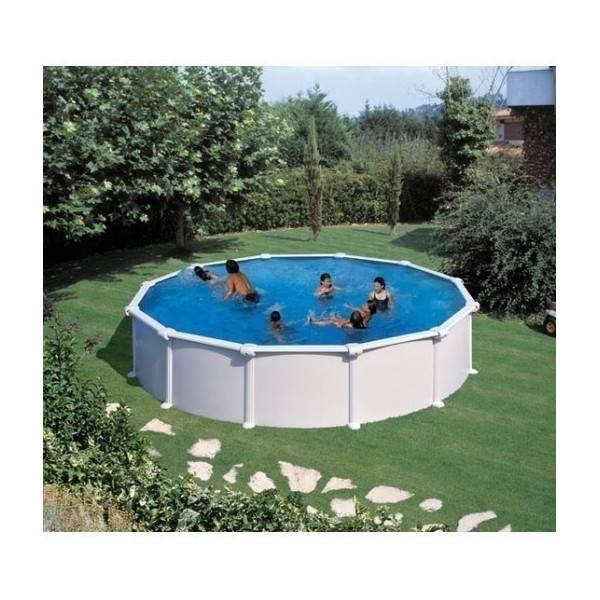 Piscine Hors Sol DREAM POOL Ronde ATLANTIS diam 350 h 132