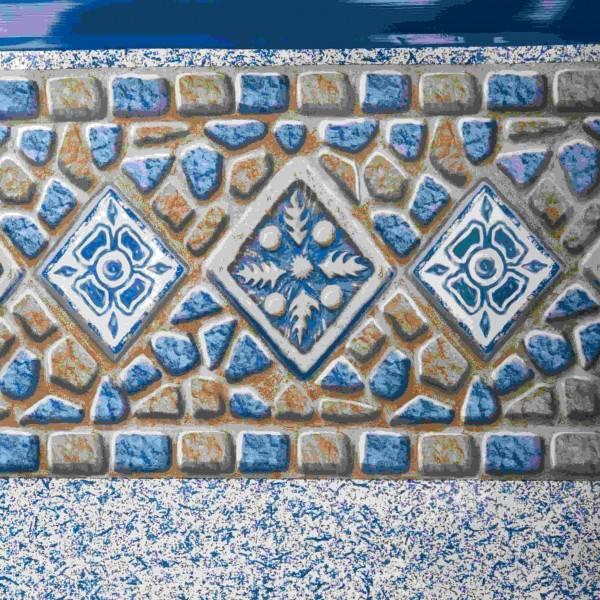 Piscine Hors sol NATURE POOL Ovale HAWAÏ 640 X 425 h 132