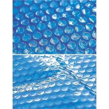 Bâche à bulles isotherme piscine DREAM POOL ronde diam 370