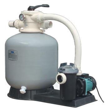 Platine de filtration à sable Polyester Méga Pool FSF450 8 m3/h