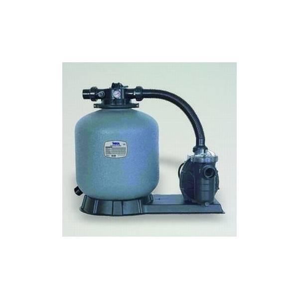 Platine de filtration à sable Pe Méga Pool hydrO -s FSP 500 12 m3/h