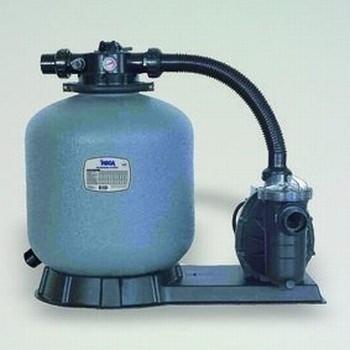 Platine de filtration à sable Pe Méga Pool hydro-s FSP 350 4 m3/h