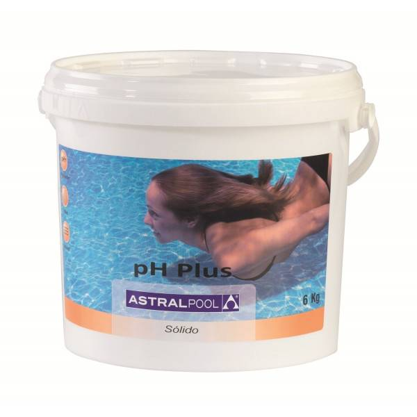 pH Plus granulés CTX 20, 5 kg Astral/CTX