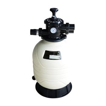 Filtre à sable Mega+ MFV27 vanne top 20.3 m3/h