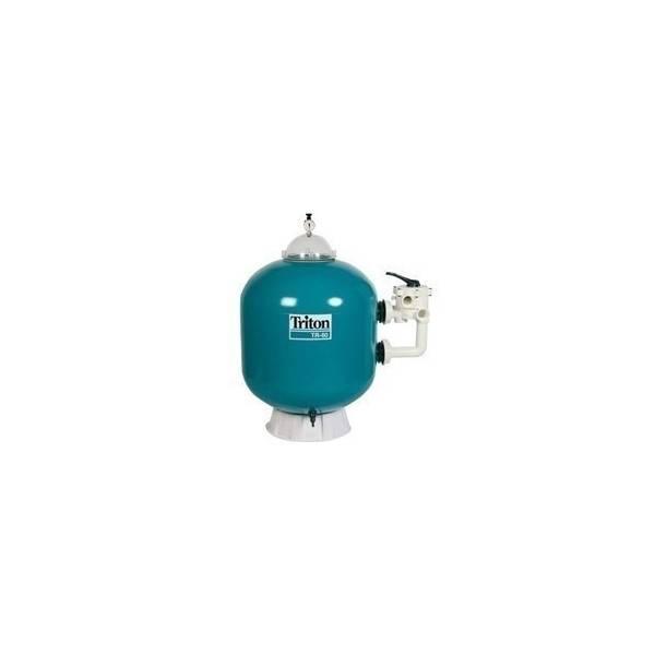 Filtre sable pentair triton tr40 8 5 m3 h livraison for Filtre piscine verre