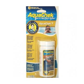 Kit bandelette Test Aquacheck 7