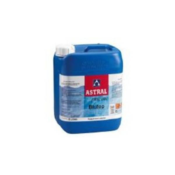 Blutop choc péroxyde d'hydrogène 5 litres Astral/CTX