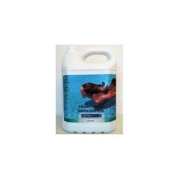 Hivernage 5 fonctions 5 litres Astral/CTX 552