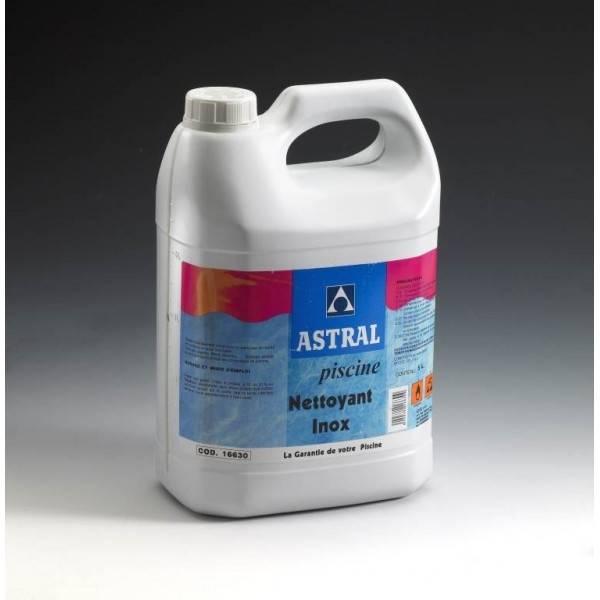 Nettoyant brillant Inox 5 litres Astral/CTX 606