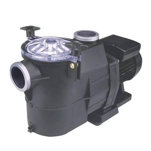 Pompe filtration astral europa 1 cv mono 15 4 m3 h for Pompe piscine