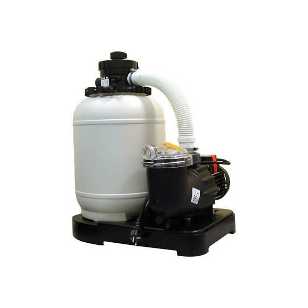 Platine de filtration Astral 0,4 cv 4m3/h D300