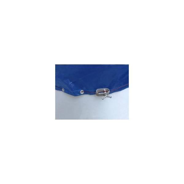 Bâche Couverture Hivernage 4,20m pour piscine hors sol Diam max 3,60m - 140g/m2