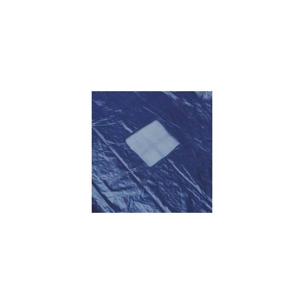 Bâche Couverture Hivernage piscine hors sol Diam 6,20 m - 140g/m2