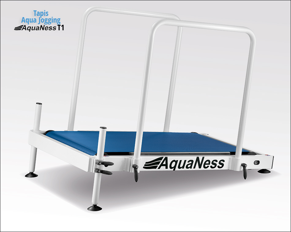Tapis aquajogging AquaNess T1 - Aqua Running et fitness aquatique