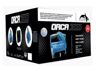 Robot de piscine sans fil ORCA O300 CL